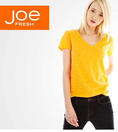 joe fresh Joe fresh is a fashion brand and retail chain created by designer joe mimran for canadian food distributor loblaw companies limited joe, as the label is often called, is promoted as stylish and affordable apparel and accessories that include adult and children's wear, shoes, handbags, jewellery, beauty products and bath items.