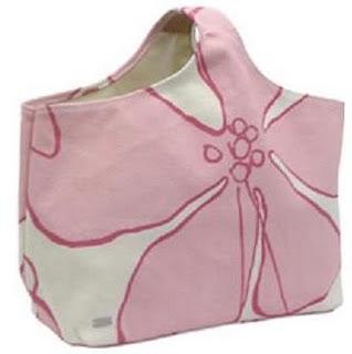 bolsa ecobag em tecido com molde