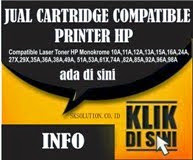 Cartridge Compatible HP dan Xerox