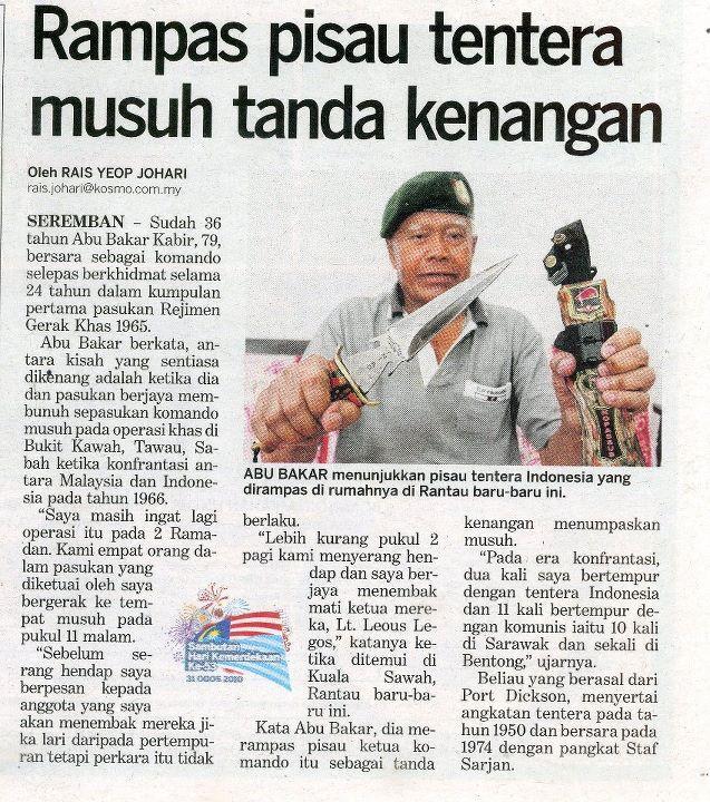 Kisah Komando Malaysia