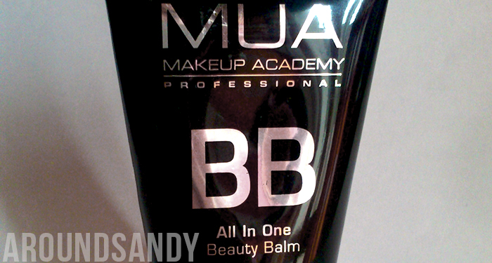 MUA BB Cream All in One Beauty balm