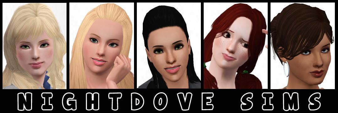 NightDove Sims