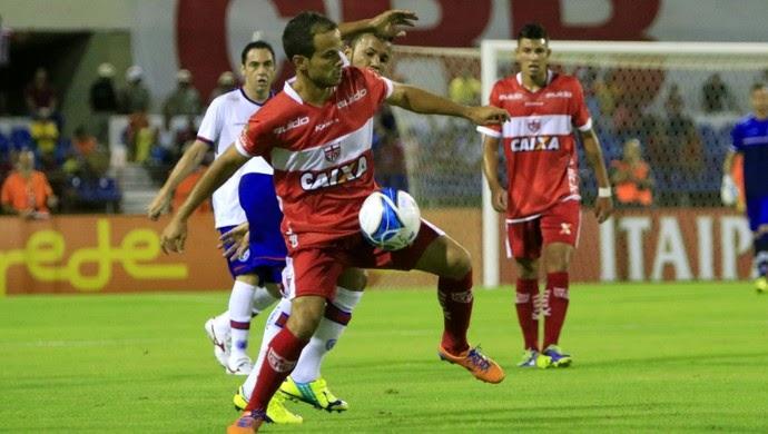 Bahia arranca empate com o CRB