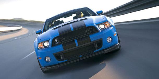 2013 Mustang GT500