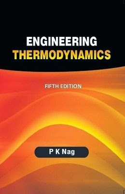 Engineering Thermodynamics by P.K.Nag Ebook/PDF free Download
