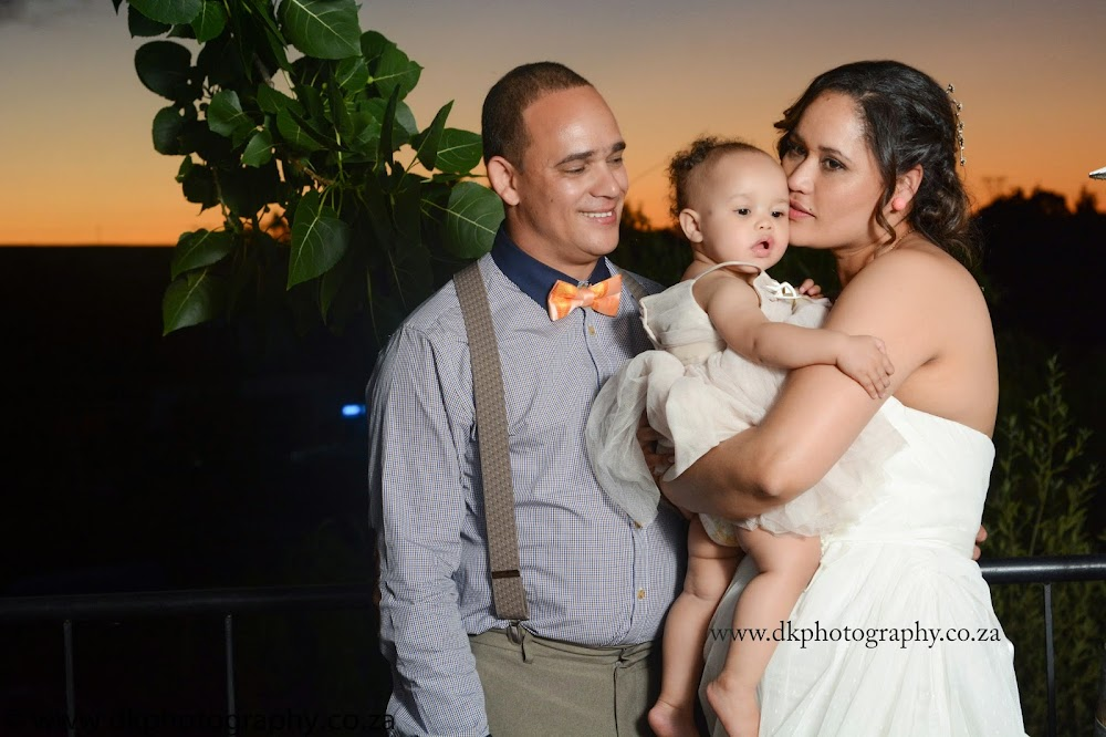 DK Photography SAM11 Preview ~ Samantha & Ricardo's Wedding in Domaine Brahms, Paarl  Cape Town Wedding photographer