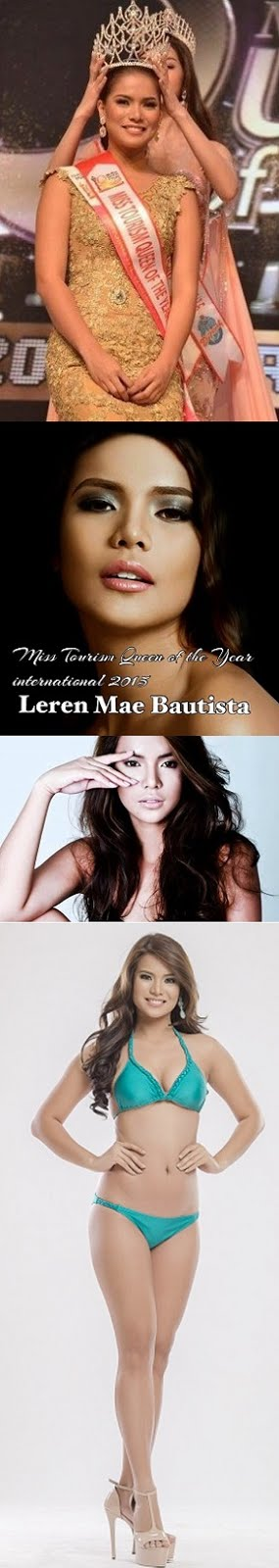 LEREN  MAE  BAUTISTA  WINS  ANOTHER  CROWN  FOR  PHILIPPINES!