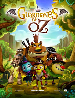 Guardianes de Oz (2015)