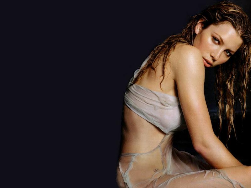 Jessica Biel Wallpaper glamour images