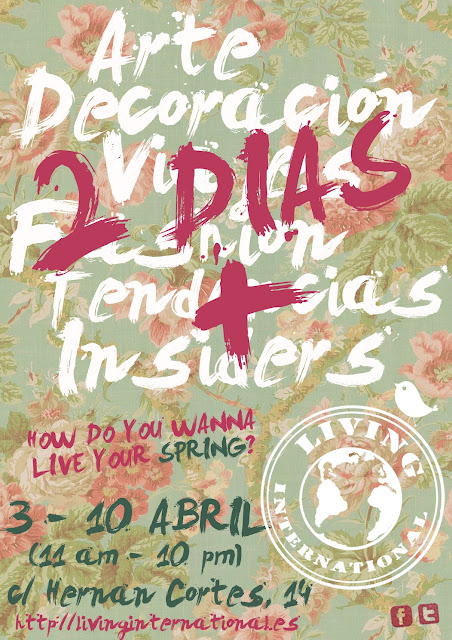 International Living Arte Decoración Tendencias- 2 días más