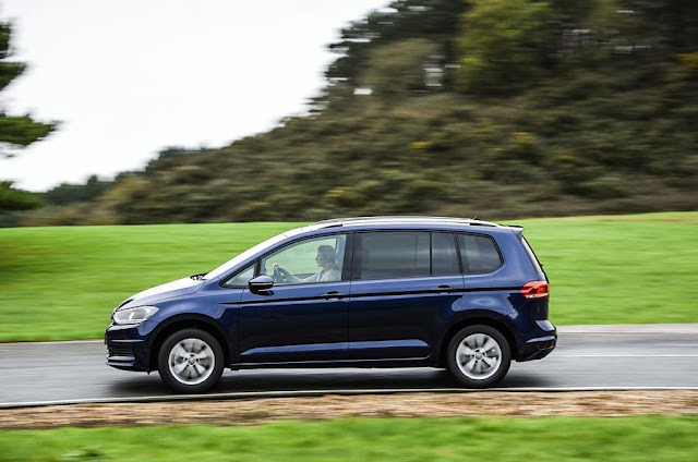 2015 Volkswagen Touran 1.6 TDI 110 SE