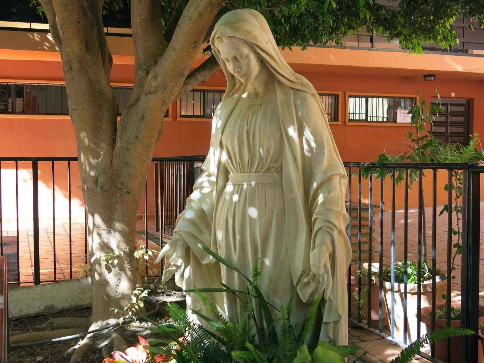 Virgen Inmaculada del Colegio