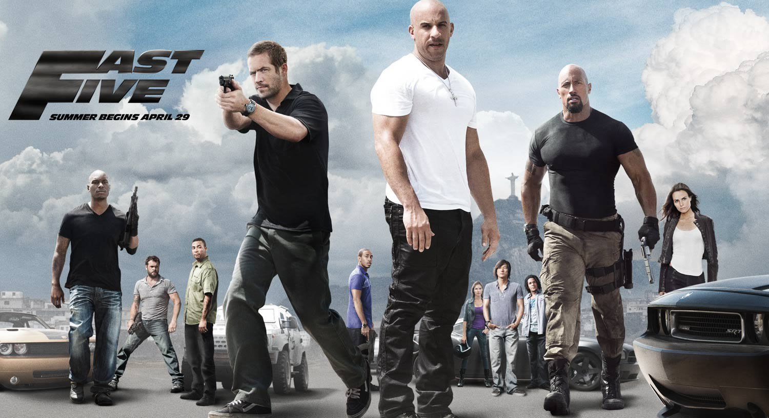 Fast Five Download Movie - The Fast and the Furious 5 Download Movie