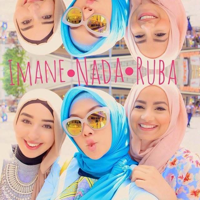 Cewek Hijab Modis dan Fashionable Ala Luar Negeri 2015
