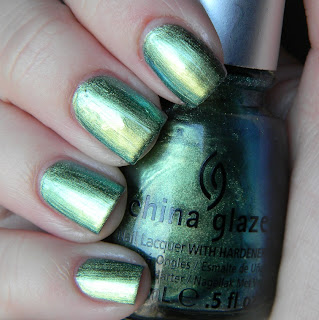 China Glaze Unpredictable
