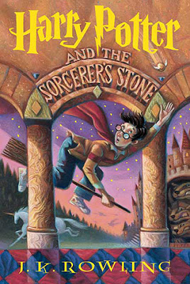 Harry Potter and the Sorcerer's Stone by J.K. Rowling book review