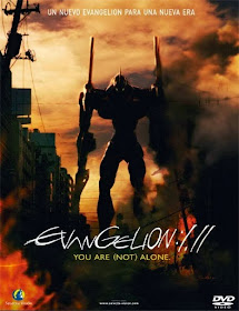 Evangelion: 1.11 You Are (Not) Alone (2007) [Latino]