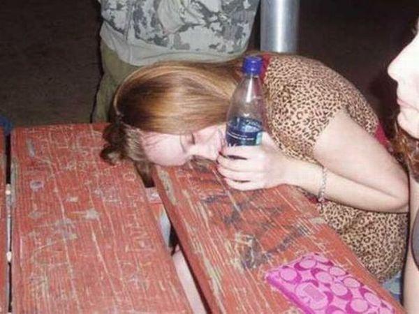 Фото видео пьяных телок