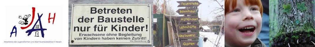 Arbeitskreis der Jugendfarmen und Abenteuerspielplätze in Hessen