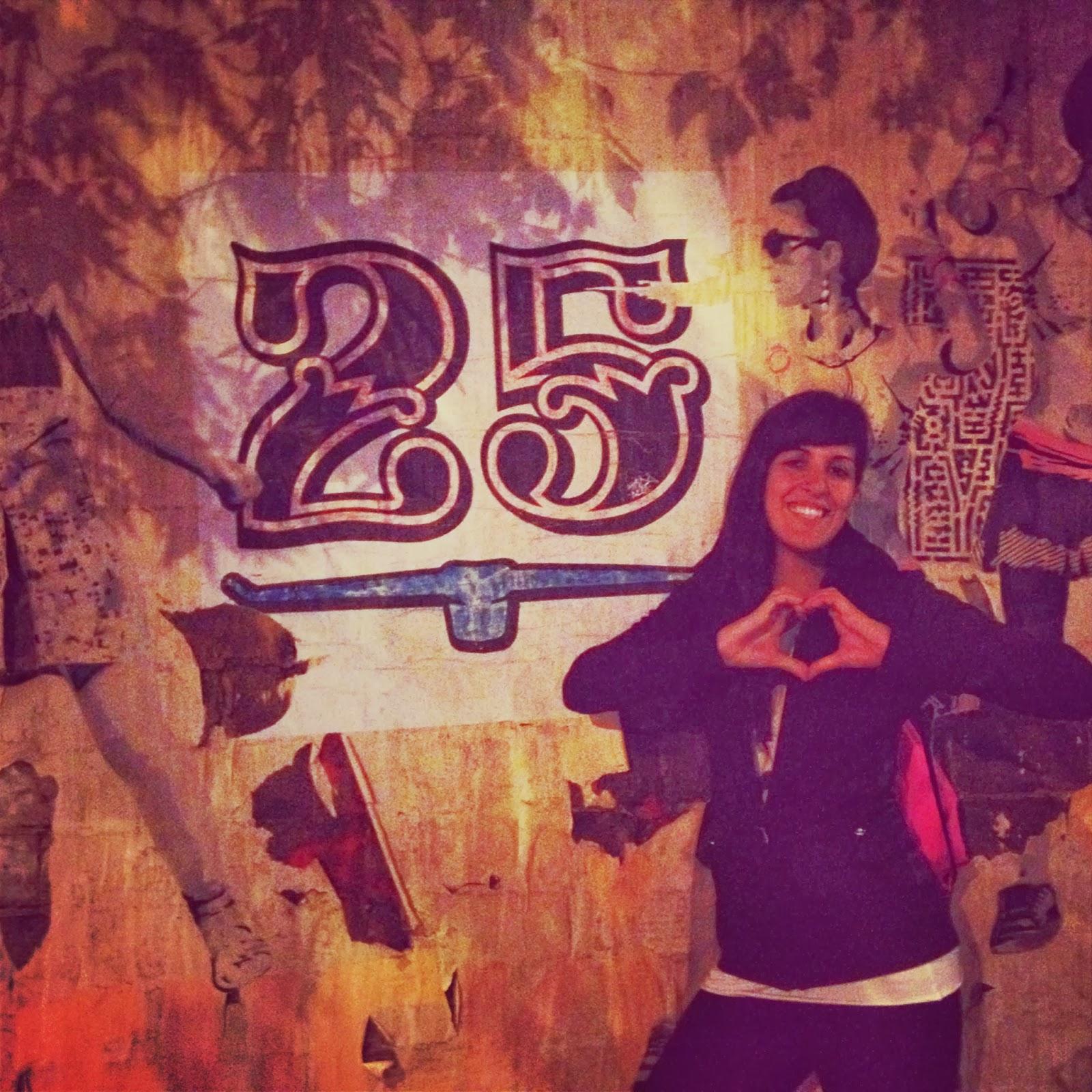 I will always love Bar 25 in Berlin