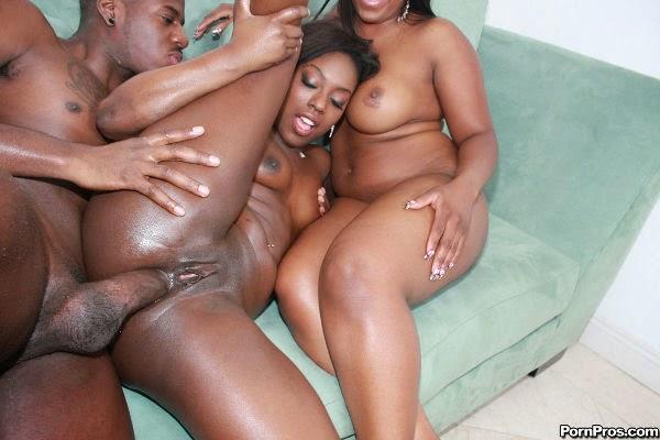 sexo anal de negras
