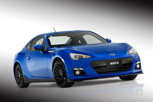 Subaru-BRZ