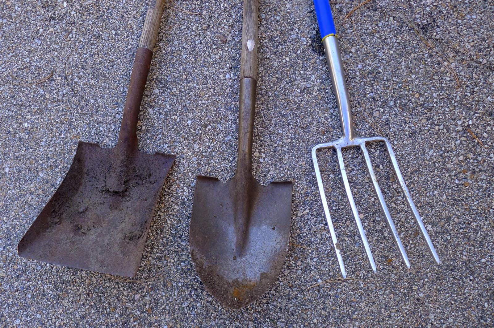 Winter Gardening  Tool Care