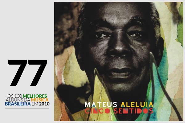 Mateus Aleluia - Cinco Sentidos