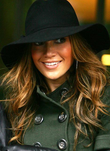 Fresh Look Celebrity Haircuts - Jennifer Lopez