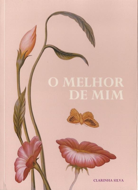Livro de poesia de Clarinha Silva