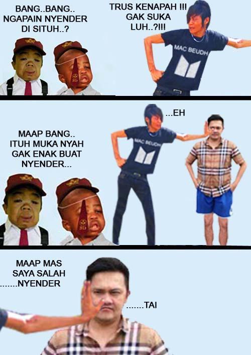 Andika Kangen Band VS Anak SD