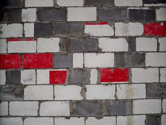 urban, photography, wall, red brick, pattern, photo, art