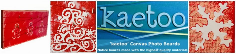 'kaetoo' Canvas Photo Boards