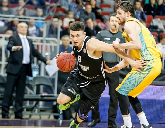 Paco Cruz basquetbol