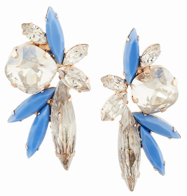 Elizabeth Cole earrings