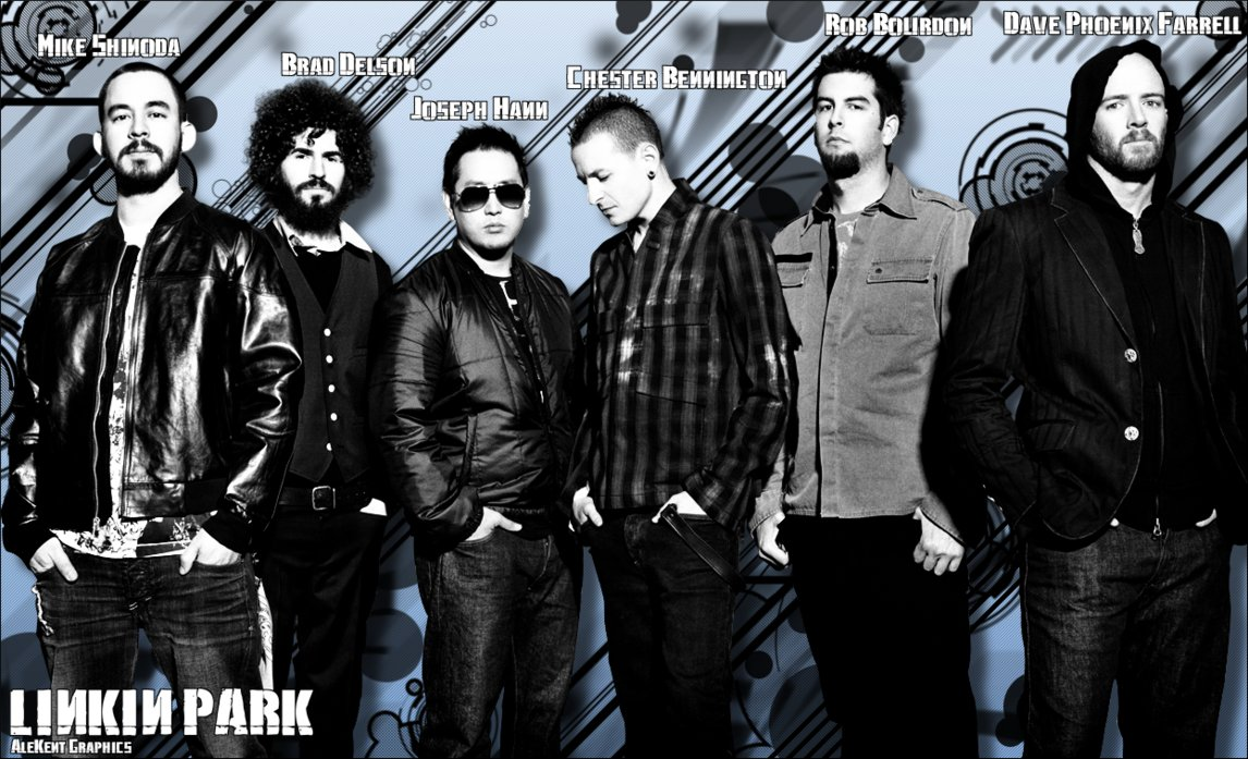 Linkin Park HD Wallpaper
