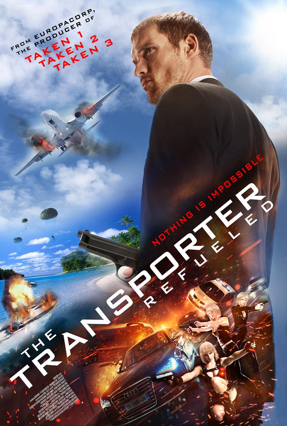 [ภาพชัด MASTER มาแล้ว] THE TRANSPORTER REFUELED (2015) คนระห่ำคว่ำนรก [เสัยงไทยโรงชัดแจ๋ว]