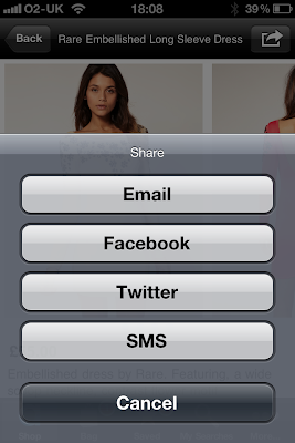 ASOS app