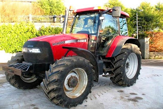 Tractor Case IH MXM 140 1 721792 Tractoare Case MXM 140 second hand de vanzare An 2003