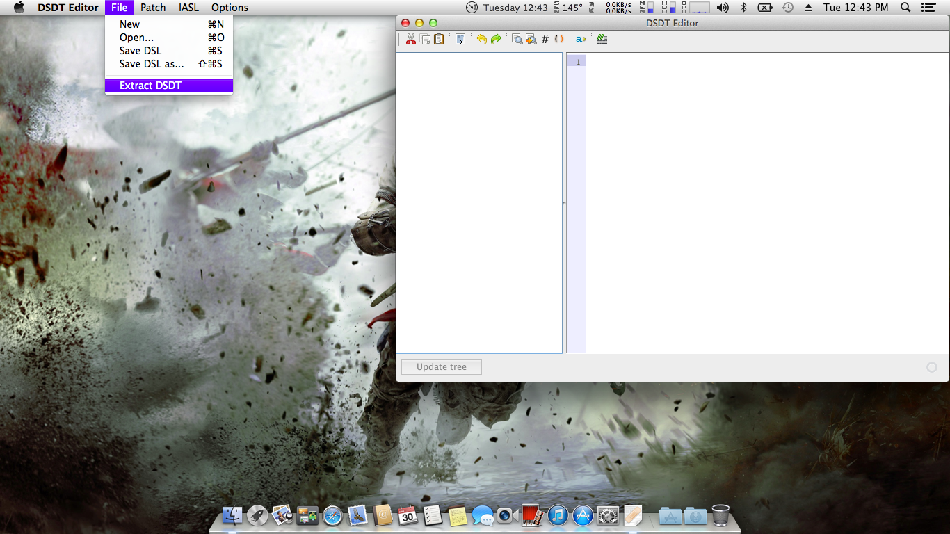 dsdt editor windows