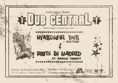 Dub Central, Hebe, Vallekas