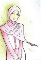 msulimah, memang, tak, guna, aurat, muslim, woman, facebook, kongsi, cantik