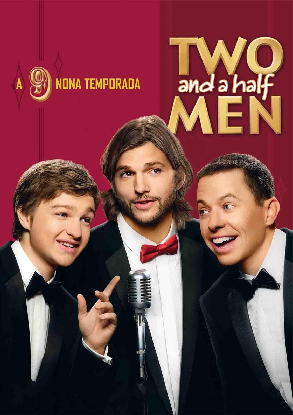 Dois Homens e Meio 9ª Temporada Torrent – BluRay 720p Dual Áudio (2012)