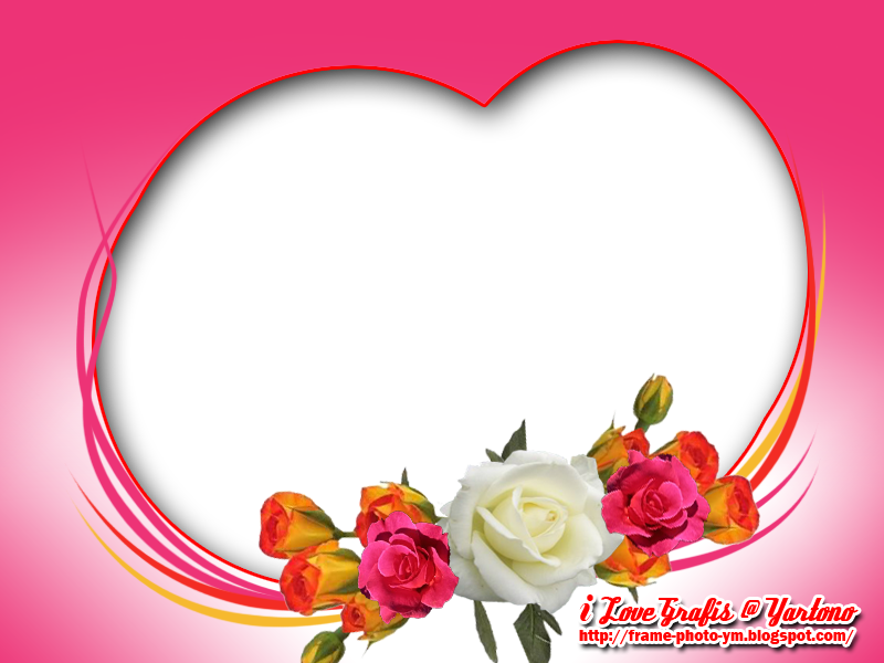Bingkai Love Photo | Wedding Photo