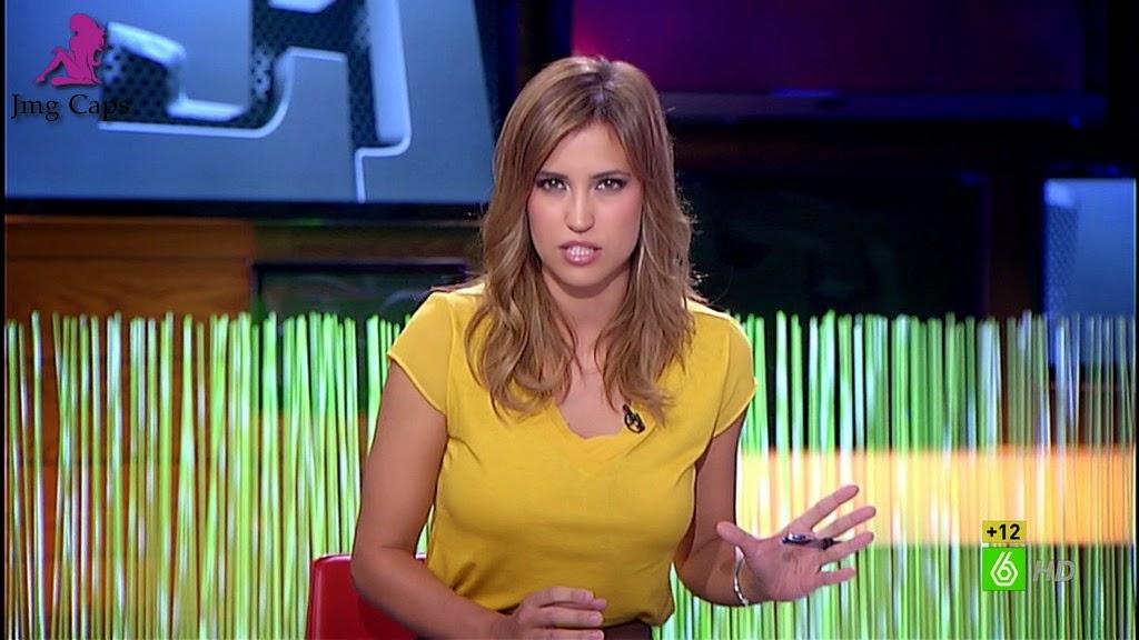 SANDRA SABATES, EL INTERMEDIO (29.09.14)