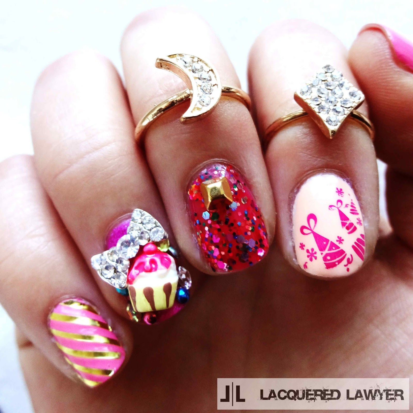 Nail Art Blog: January 2015