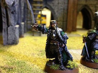 LOTR SBG  Arvedui Last King of Arnor