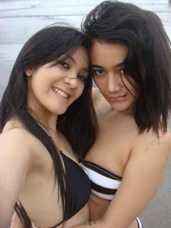 Eno Lerian & Ratu Felisha Bikini