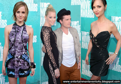 MTV Movie Awards 2012 date