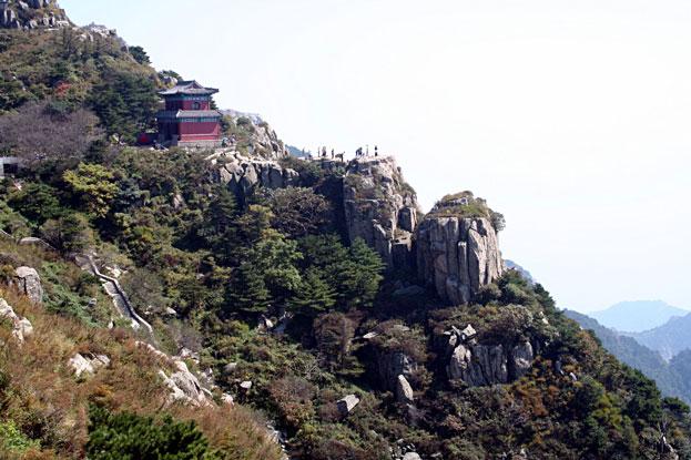 World Heritage Mount Taishan